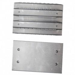 Almohaza aluminio