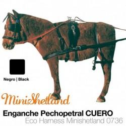 Enganche pechopetral Minishetland sencillo