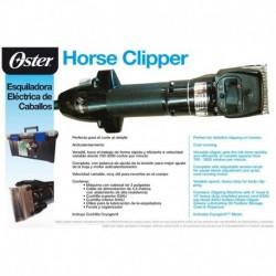 Esquiladora eléctrica Oster para caballos