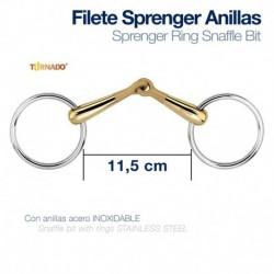 Filete Sprenger anillas
