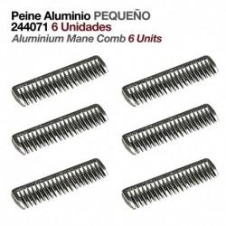 Peine aluminio pequeño