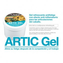 Unika Artic gel refrescante antiinflamatorio