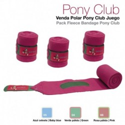 Venda polar Pony Club