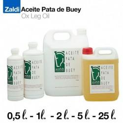 Zaldi aceite pata de buey