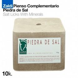 Zaldi pienso complementario piedra sal