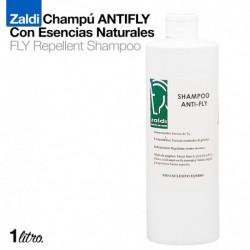 Zaldi champú antifly con esencias naturales