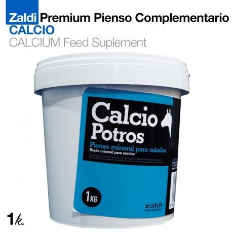 Zaldi premium pienso complementario calcio potros