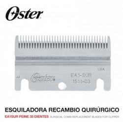 Peine quirúrgico Esquiladora Oster