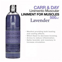 Carr & Day linimento muscular