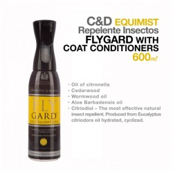 Carr & Day Equimist repelente insectos Flyguard