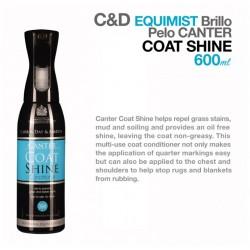 Carr & Day Equimist brillo pelo Coat Shine