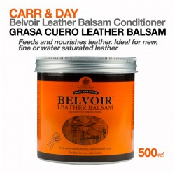 Carr & Day grasa cuero leather balsam