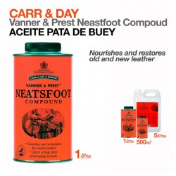 Carr & Day aceite pata buey Neatsfoot