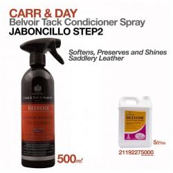 Carr & Day jaboncillo spray step2