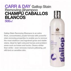 Carr & Day champú caballos blancos