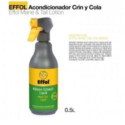 Effol acondicionador crin y cola mail & tail