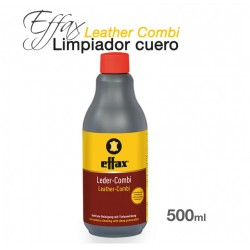 Effax limpiador cuero leather combi
