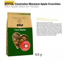 Effol caramelos manzana apple crunchies