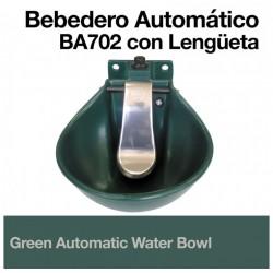 Bebedero automático para caballos BA702 con lengüeta