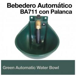 Bebedero automático para caballos BA711 con palanca