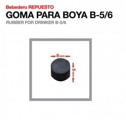 Repuesto goma para boya Bebedero B-5-6