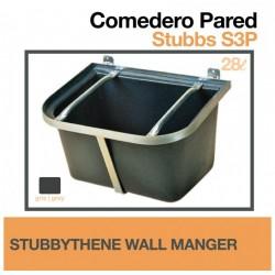 Comedero pared Stubbs para caballos