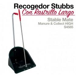 Recogedor con rastrillo largo Stubb