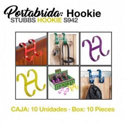 Portabrida Hookie caja (10 Ud.)