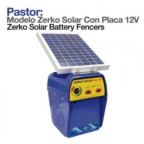 Pastor Eléctrico Zerko Solar