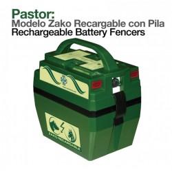 Pastor eléctrico Zako recargable