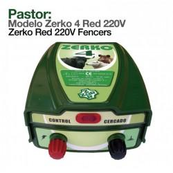 Pastor eléctrico Zerko 4 Red