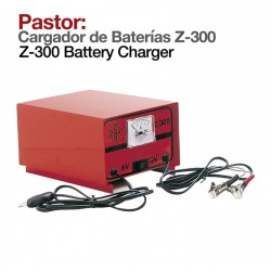 Cargador de baterías Z-300