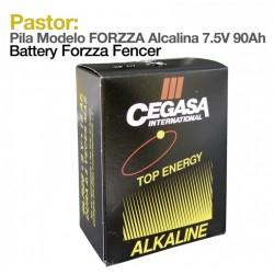 Pila Forzza alcalina 7.5V