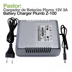 Cargador de baterías plomo Z-100