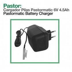 Cargador pilas Pastormatic 6V