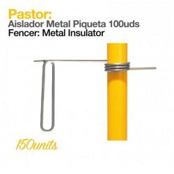Aislador metal piqueta