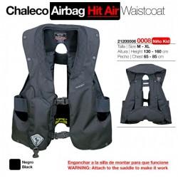 Chaleco airbag. Hit air niño SKV (T.M-XL)