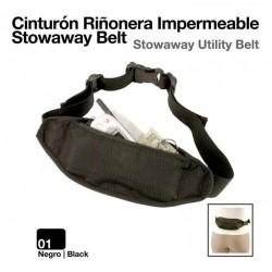 Cinturón riñonera impermeable Stowaway Belt