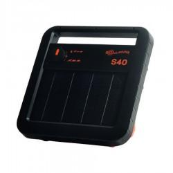 Energizador solar S40