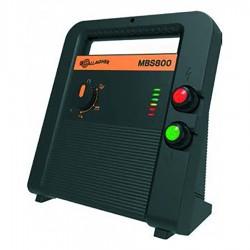 Energizador solar MBS800