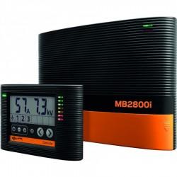 Energizador solar MB2800i