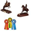 Trofeos y escarapelas Ponis